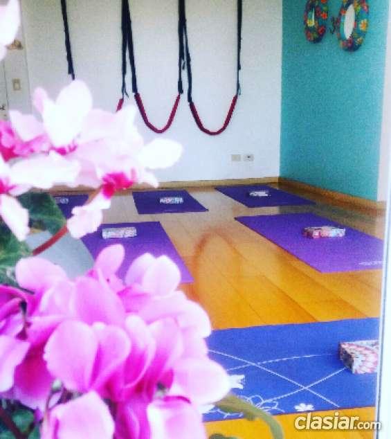 Tu espacio, tu momento clases de yoga