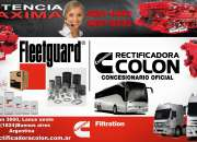 Rectificadora colon:rectificación de motores para Maquinas de campo y tractores