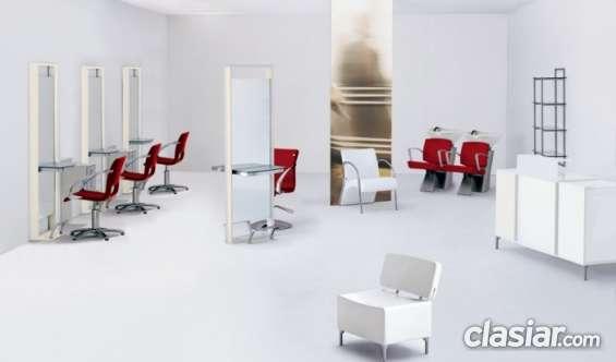 Fabrica de muebles para peluquerias