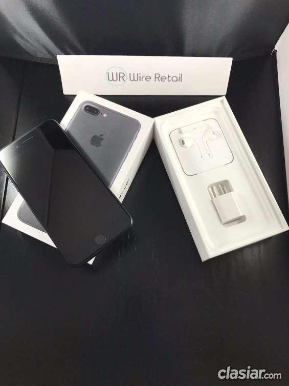 Apple iphone 7 - 256 gb - negro (verizon) smartphone
