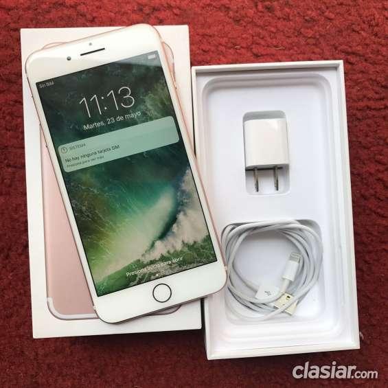 Marca nueva original samsung galaxy s8 más apple iphone 7/7 más oro rosa 256gb