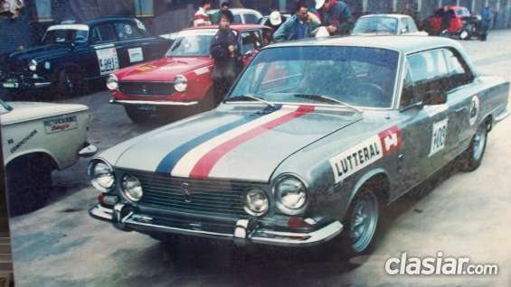 Fotomural 75-50 cm   coupe torino 380 w * 1968