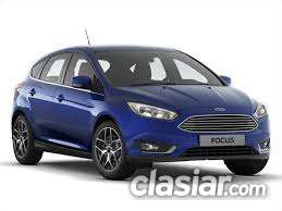 Vendo planes de ford focus