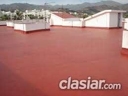 Impermeabilizacion de techos y terrazas cel.: 15 6369 1782