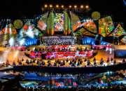 Fiesta de la Vendimia en Mendoza Argentina