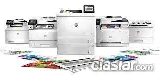 Servicio técnico de impresoras laser