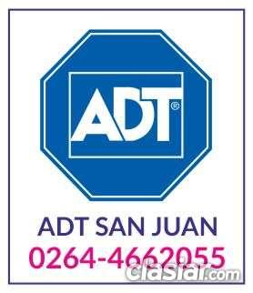 Alarmas para casas en san juan 0264-4662055  adt