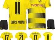 Replica camiseta futbol Borussia Dortmund barata 2018