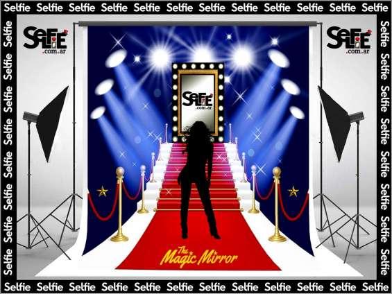 Espejo mágico - fotocabina - by club interactivo