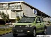 VENDO PERMUTO Fiat Uno Way Full 2013