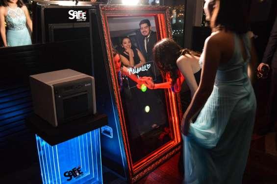 Espejo mágico - photo mirror - by selfie com ar