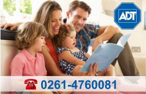 Adt alarmas en tupungato tel (fijo): 0261-4760081 / 0800-345-1554