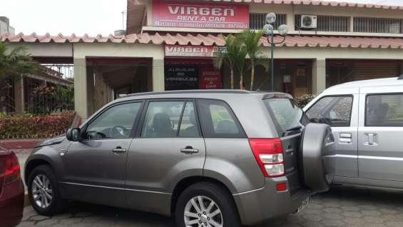 Renta de vehiculos virgen rent a car guayaquil-ecuador