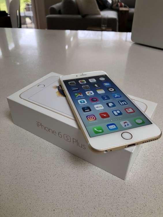Nuevo apple iphone 6s plus - 128gb - smartphone dorado