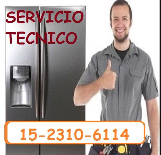 Carga de gas heladera servicio técnico 1523106114