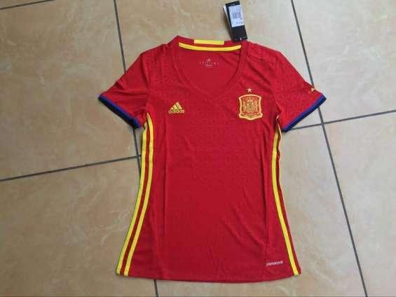 Camiseta espana mujer