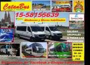 Micros, Minibuses y Combis