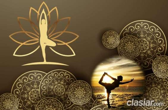 Clases de yoga, venite te esperamos!