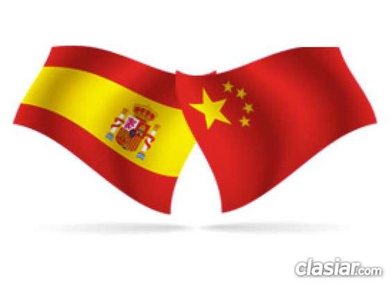 Intérprete traductor chino español en china shanghai yiwu