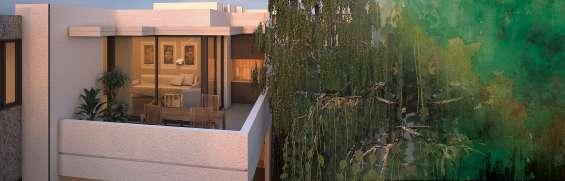 Executive suite- dpto pa con terraza