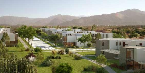 Arquitectura de vanguardia. pedraza a los pies del cerro cristo- conjunto residencial dalvian