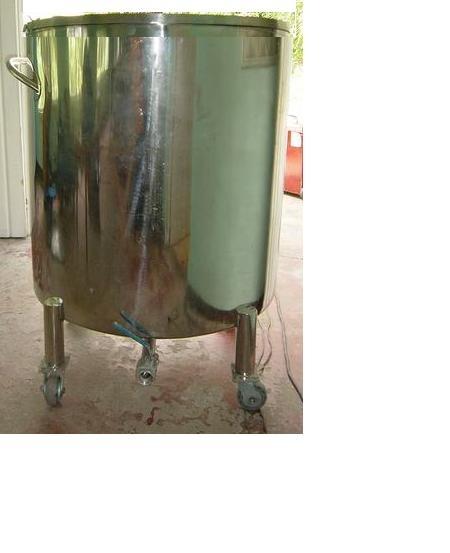 Tanque de acero inoxidable 304 320 litros nuevo
