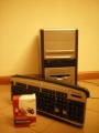 COMPUTADORA COMMODORE CELERON 2.80 GHZ (marca comercializada por Gabarino y Compumundo).