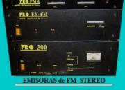 venta de radios de fm de aire-tecnologia nuevo milenium-instalamos en todo el pais