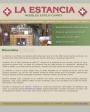 La Estancia | Fábrica de muebles estilo campo | Muebles rústicos | Todo para la decoración country