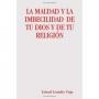 Libro: La Maldad y la Imbecilidad de tu Dios y de tu Religion