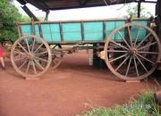 Vendo sulkys y carros antiguos,excelentes estados