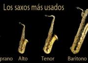 CLASES DE SAXO EN PALERMO!!!