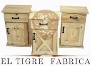 Fabrica de muebles de pino EL TIGRE FABRICA