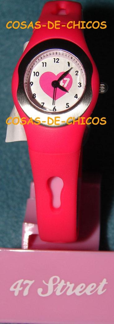 Relojes 47 street - colección 2009 con garantía oficial - oferta!