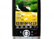CELULAR MP7 CON TELEVISION, DUAL SIM, BLUETOOTH, TOUCHSCREEN, MP3, MP4, FM