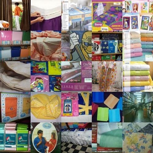 Fotos de Sabanas +frazadas +toallas +cortinas +batas+fundas 2
