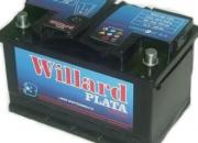 Baterias Willard y Moura al mejor precio por fermala