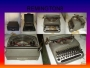 vendo maquina de escribir modelo Remington portati