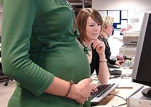 Despido por embarazo.discriminacion. 01147916945 dr molina lopez