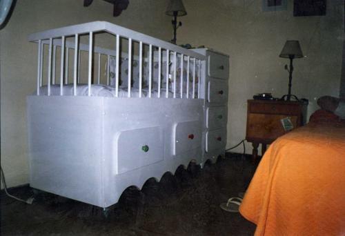 Vendo urgente cuna usada en Mendoza - Accesorios de Bebes y Niños ...