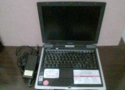NOTEBOOK TOSHIBA  SATELLITE PARA REPUESTOS