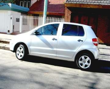 Vendo vw fox 5ptas 2005 con 32500km impecable joya