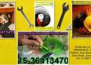 Tareas en general: reparaciones, arreglos, electricidad, pintura, plomeria