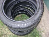 Vendo tres pirelli p7 215/45/17