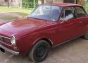 OPORTUNIDAD VENDO COUPE FIAT 1500