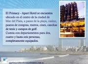 Bristol Apart Hotel Mar Del Plata Reservas (011) 43837843