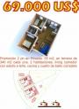 Casa a estrenar en Pinares - Punta del este - 69.000 US$