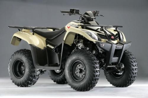 """Atv kymco mxu 300 cc """"2009"""""""