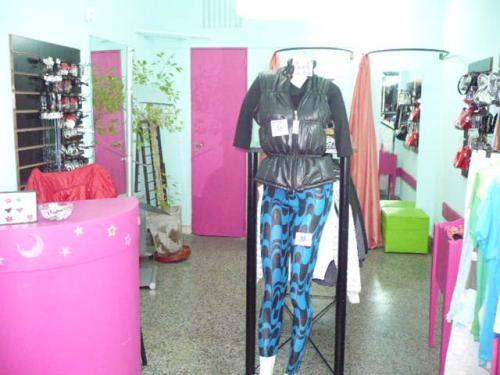 Fondo de comercio-ropa femenina-