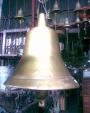 Campanas gigantes de bronce excelente estado